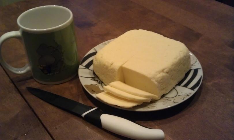 Сыр домашний маложирный