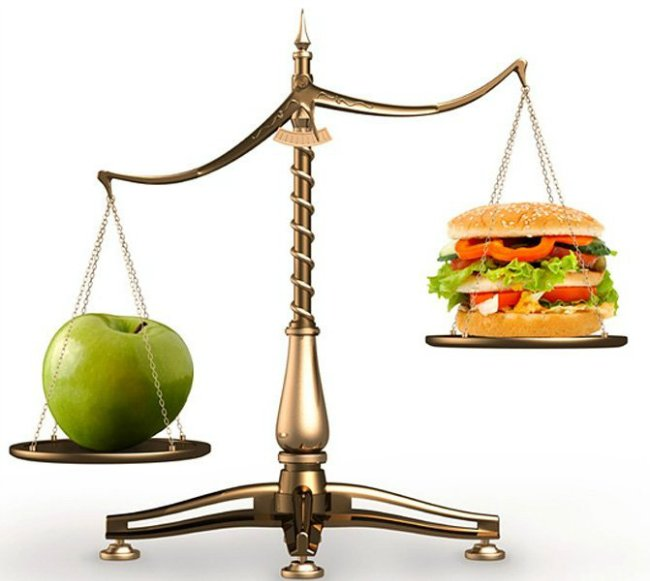 О разных диетах и о Методе Монтиньяка