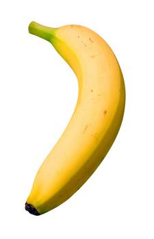 Бананы - отличный источник калия.