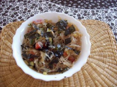 Ипонский салат бесХитростный