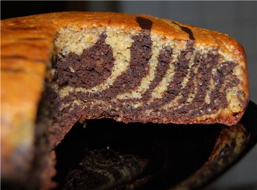 Название: Zebra cake.jpg Просмотров: 264  Размер: 42.4 Кб