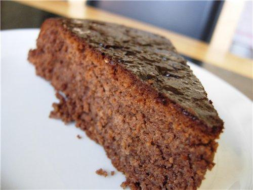 Название: Шоколадный бисквит с пропиткой.jpg Просмотров: 113  Размер: 33.5 Кб